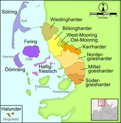 NordfriesischeDialekte